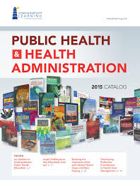 2015 public health u0026 health administration catalog jones