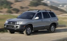 hyundai santa fe 2004 review hyundai santa fe specs 2004 2005 2006 autoevolution