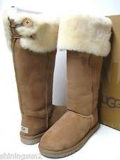 womens the knee boots australia ugg australia s knee flat 0 to 1 2 in boots ebay