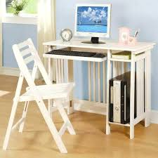 Small Computer Desk Chair Small Space Computer Desk Solutions Creative Desks For Small