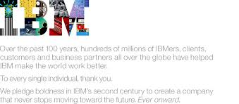 ibm100 welcome to ibm100