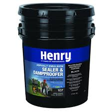 Home Depot Roof Felt by Henry 4 75 Gal 107 Asphalt Emulsion He107571 The Home Depot