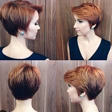 copper and brown sort hair styles 10 easy women short hairstyles inspiration 2018 stylish pixie