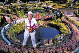 Garden Railroad Layouts Model Trains Layouts To Open Magical Garden Railroad
