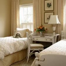 Shabby Chic Twin Bed by Neutral Shabby Chic Bedroom Photos Hgtv