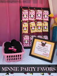 minnie mouse party supplies minnie mouse party favors becoming martha