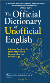 the official dictionary of unofficial english by fresquivol issuu
