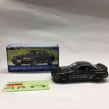 custom nissan skyline r32 tomica custom nissan skyline r32 special box black toyspree