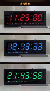 Grosse Pendule Murale by Online Get Cheap U0026eacute Lectrique Horloge Murale Aliexpress Com