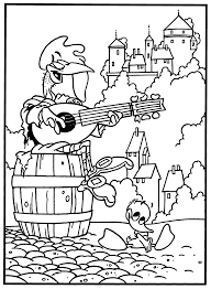 coloring page alfred j kwak coloring pages 3