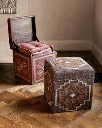 Rolling Ottoman With Storage by Tufted Cube Storage Ottoman U2014 Home Ideas Collection To Build