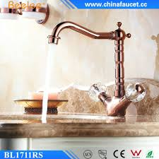 rose gold kitchen faucet rose gold kitchen faucet suppliers and