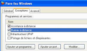 port bureau a distance 1 accès au bureau à distance dans le réseau local pdf