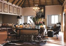 Safari Theme Room Ideas African Art In Living Color From Grey Sofa - Safari decorations for living room