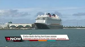 cruise deals during hurricane season