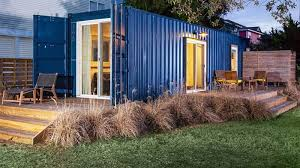 see inside this tiny home made out of a shipping container today com