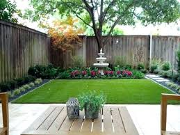 Backyards Design Ideas Low Maintenance Backyard Best Ideas About Backyard Designs On