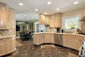 Oak Cabinet Kitchens Pictures Good Looking Whitewashed Kitchen Cabinets My Home Design Journey