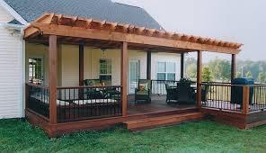 decks designs crafts home