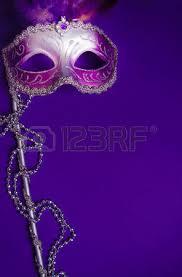 purple mardi gras a purple mardi gras mask on a purple background with stock