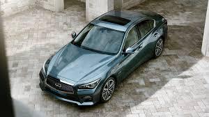infinity car blue infiniti q50 design your new sports luxury saloon