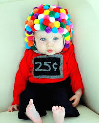 Sully Halloween Costume Infant 41 Halloween Costumes Baby Gumball Machine