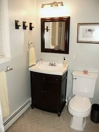 decorating small bathrooms cozy ideas with modern country bathroom