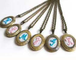 monogram locket necklace monogrammed locket etsy