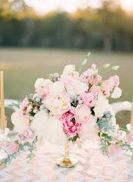 White Roses Centerpieces by Best 25 Peonies Wedding Centerpieces Ideas On Pinterest White