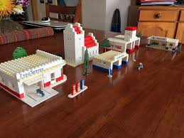 Plan Toys Garage Reviews by Lego System Of Play Original 5 Sets Review Bricktasticblog An
