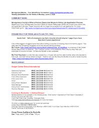 Resume Server Skills Resume Sample For Catering Job