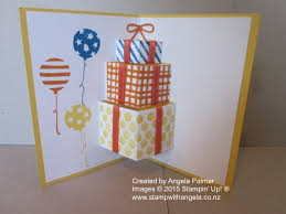 pop out birthday cards chalkboard paper pop up birthday card