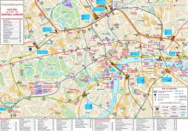 Top Spot Maps Best Map Of London Popular Destination Spots Top In England For