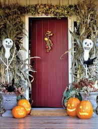 homemade indoor halloween decorations house design ideas