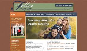 residential real estate web design real estate website design