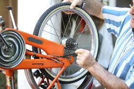 comment changer chambre à air vélo changer une chambre à air la fabrique diy