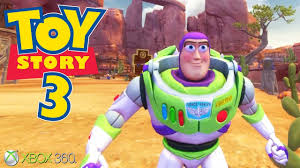 toy story 3 video game xbox 360 ps3 gameplay 2010