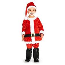 santa costume jolly belly toddler santa costume suit 2 4t target