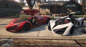 devel sixteen gta 5 photo collection ferrari f80 1499 x