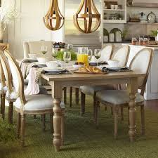 natural whitewash turned leg dining tables from 330