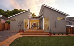 modern high end house desgin with white wall design can add the