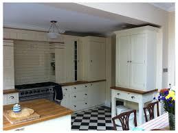 Hand Made Kitchen Cabinets Bespoke Kitchen Beau Port Design In Frame Painted Handmade