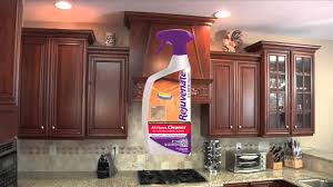 rejuvenate cabinet u0026 furniture cleaner youtube