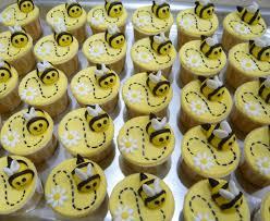 bumble bee cupcakes jenn cupcakes muffins bumblebee cake cupcakes