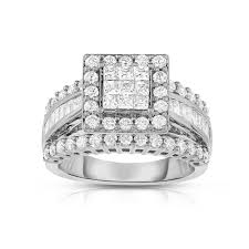 engagement rings for white gold engagement rings kmart