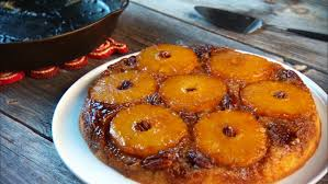 video old fashioned pineapple upside down cake martha stewart