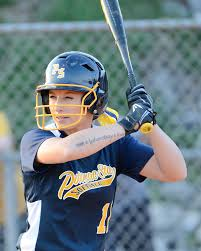 hot softball bats potomac state college softball catamounts swing hot bats