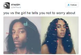 Solange Knowles Meme - the internet is obsessed with solange s incredible new album bossip