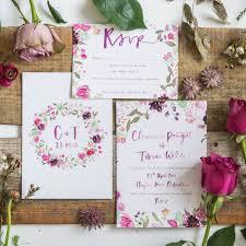 Wedding Stationery Sets Beautiful Calligraphy U0026 Wedding Stationery From Gemma Milly Uk