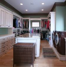 Large Laundry Room Ideas - laundry room connected to master closet brucall com